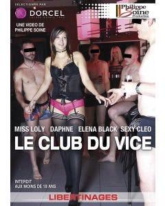Le club du vice - DVD Dorcel