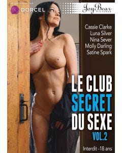 Secret sex society 2 - DVD Joy Bear
