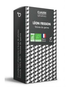 Léon Frisson Volume de Sperme Bio x30