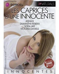 Les caprices d'une innocente - DVD 21 Naturals
