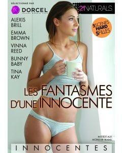 Les fantasmes d'une innocente - DVD 21 Naturals