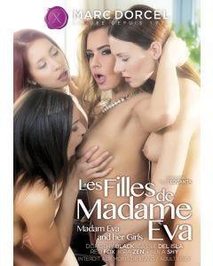 Les filles de madame Eva - DVD Marc Dorcel