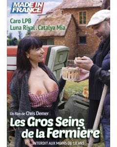 The big breasts of the farmer - DVD Made In France