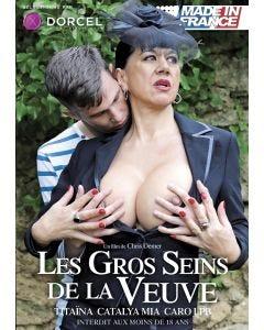 Les gros seins de la veuve - DVD Dorcel