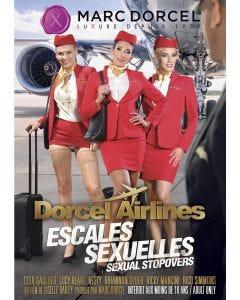 Dorcel Airlines - Escales sexuelles - DVD Marc Dorcel