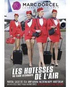 Les hôtesses de l'air - DVD Marc Dorcel