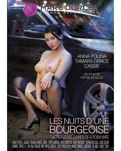 Les nuits d'une bourgeoise - DVD Marc Dorcel