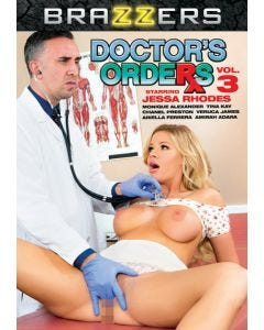 Doctor's order 3 - Brazzers