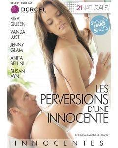 Les perversions d'une innocente - DVD Dorcel