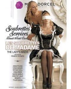 Les soubrettes de Madame - DVD Marc Dorcel