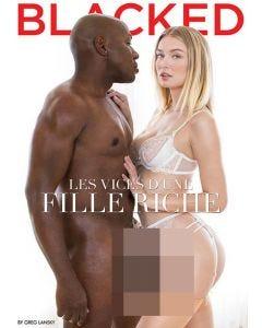 Les vices d'une fille riche - DVD Blacked