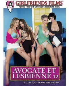 Avocate et lesbienne 12 - DVD Girlfriends Films