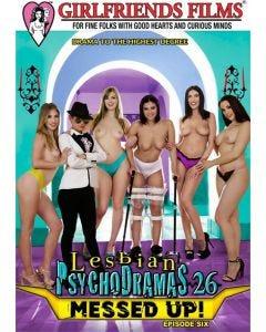 Lesbian psychodramas 26 - DVD Girlfriends Films