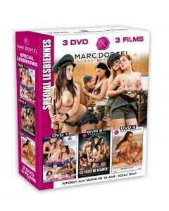 Coffret 3 DVD special Lesbiennes