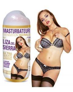 Masturbateur Liza Del Sierra Vagin