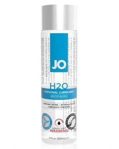 Lubrifiant H2O Chauffant 120 ml