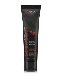 Lubrifiant lube tube fraise - Orgie