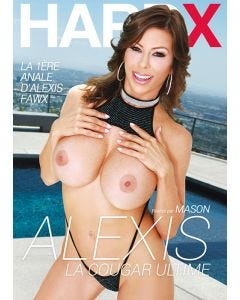 Alexis, la cougar ultime - DVD Hard X