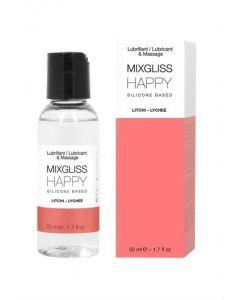 Lubrifiant Silicone parfum Litchi - Pour une meilleure Glisse