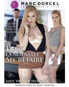 Lucy, la nouvelle secrétaire - DVD Marc Dorcel