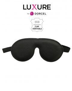 Masque Cuir Noir Luxure By Dorcel