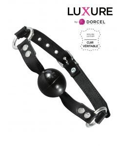 Ballgag Normal Noir Luxure By Dorcel