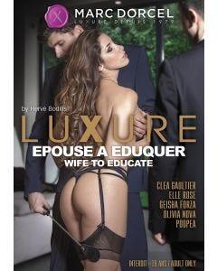 Luxure épouse à éduquer - DVD Marc Dorcel