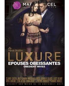 Luxure épouses obéissantes - DVD Marc Dorcel