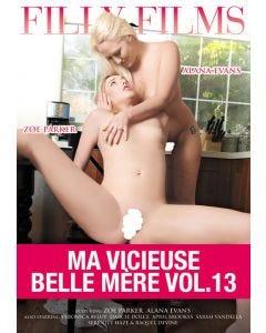 Ma vicieuse belle-mère vol.13 - DVD Filly Films
