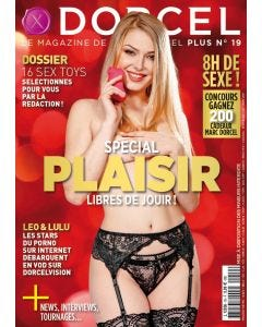 Marc Dorcel Magazine plus n°19