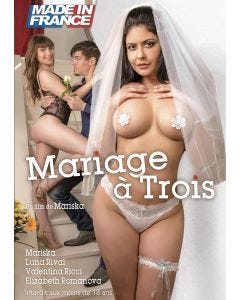 Mariage à trois - DVD Made in France