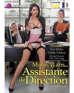 Marie 35 ans assistante de direction - DVD Dorcel