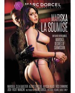 Mariska la soumise - DVD Marc Dorcel
