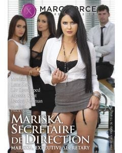 Mariska secrétaire de direction - DVD Marc Dorcel