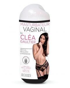Masturbateur vaginal Cléa Gaultier - Sextoy pour homme