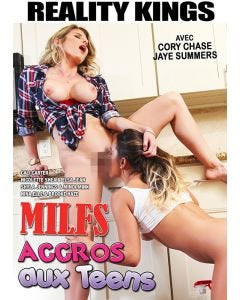 Milfs accros aux teens - DVD Reality Kings