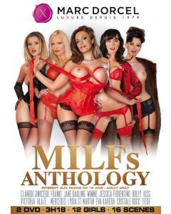 MILFs Anthology - coffret 2 DVD Dorcel