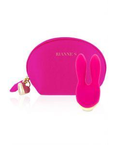 Mini Rabbit Bunny Bliss - Double stimulation Point G et Clitoris