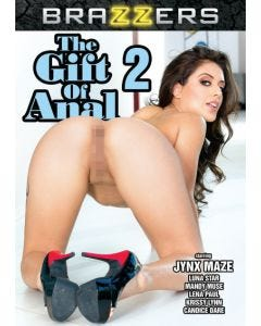 The gift of anal 2 - DVD Brazzers