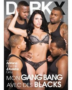 MON GANG BANG AVEC DES BLACKS - Dark X