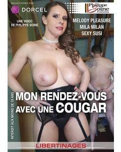 Mon rendez-vous avec une cougar - DVD Dorcel