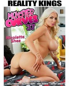 Monster Curves 37 - DVD Reality Kings