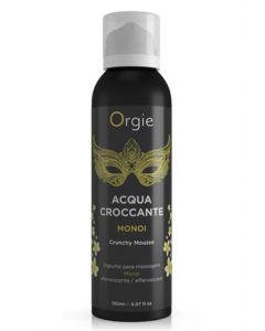 Mousse de massage Acqua Croccante Monoï