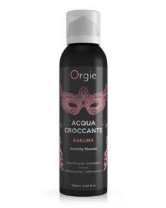 Mousse de massage Acqua Croccante Sakura