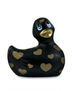 Canard Vibrant My Duckie Romance Noir Or
