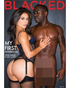 My first interracial vol 10 - DVD Blacked
