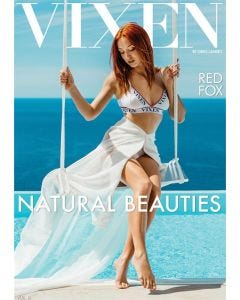 Natural Beauties Vol. 8 - DVD Vixen