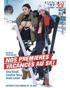Nos premières vacances au ski - DVD Made in France