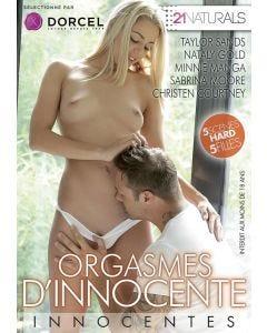 Orgasmes d'innocente - DVD Dorcel