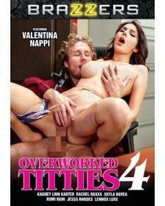 Overworked titties 4 - DVD Brazzers